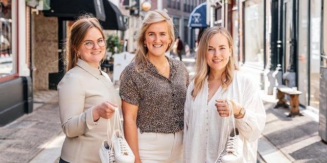 Mode slecht voor het milieu? Deze zussen maken duurzame schoenen