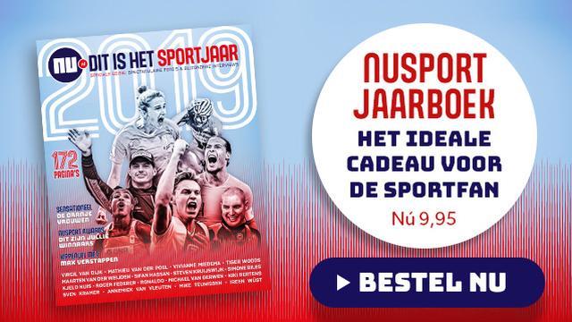 NUsport Jaarboek