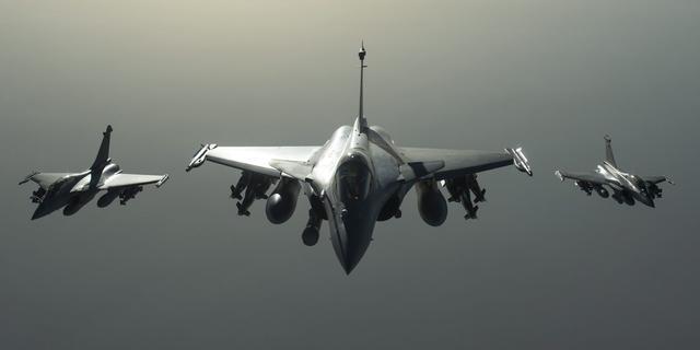 Franse jihadisten waarschijnlijk dood door Frans bombardement