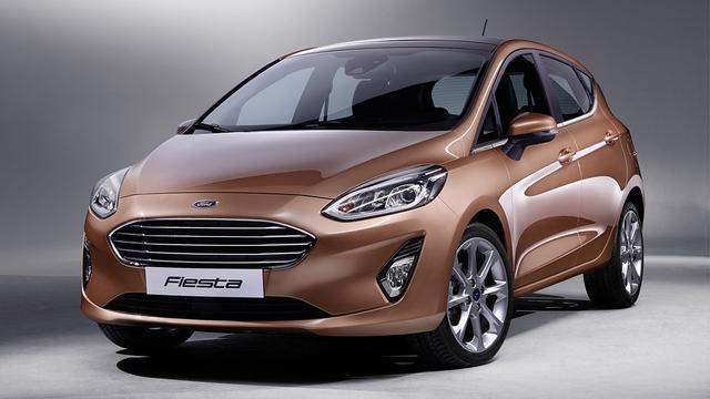 Ford maakt prijzen nieuwe Fiesta bekend