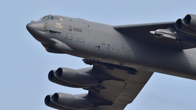 B-52 bommenwerpers ingezet in strijd tegen IS