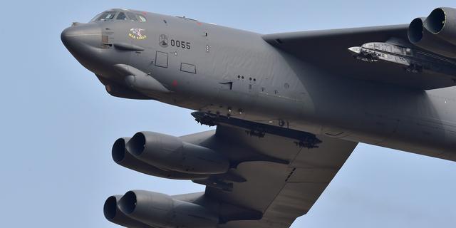 Rolls-Royce levert nieuwe motoren voor Amerikaanse B-52-bommenwerpers