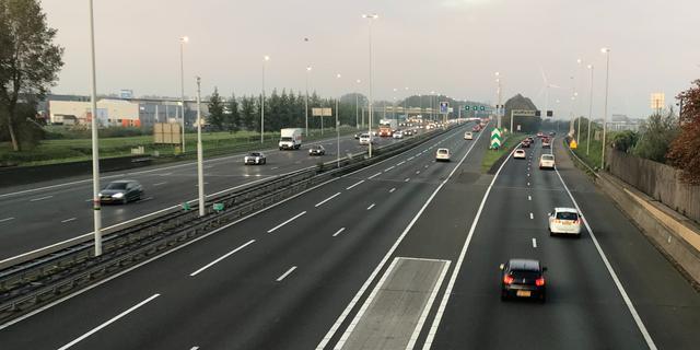 Utrechter rijdt ruim 200 kilometer per uur op A59 en raakt auto kwijt