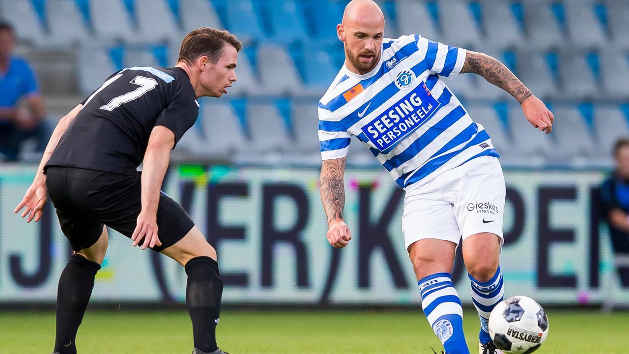 Samenvatting De Graafschap-FC Eindhoven