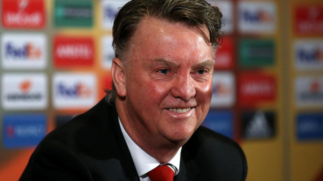 Louis van Gaal: 'You can't compare apples with pears'