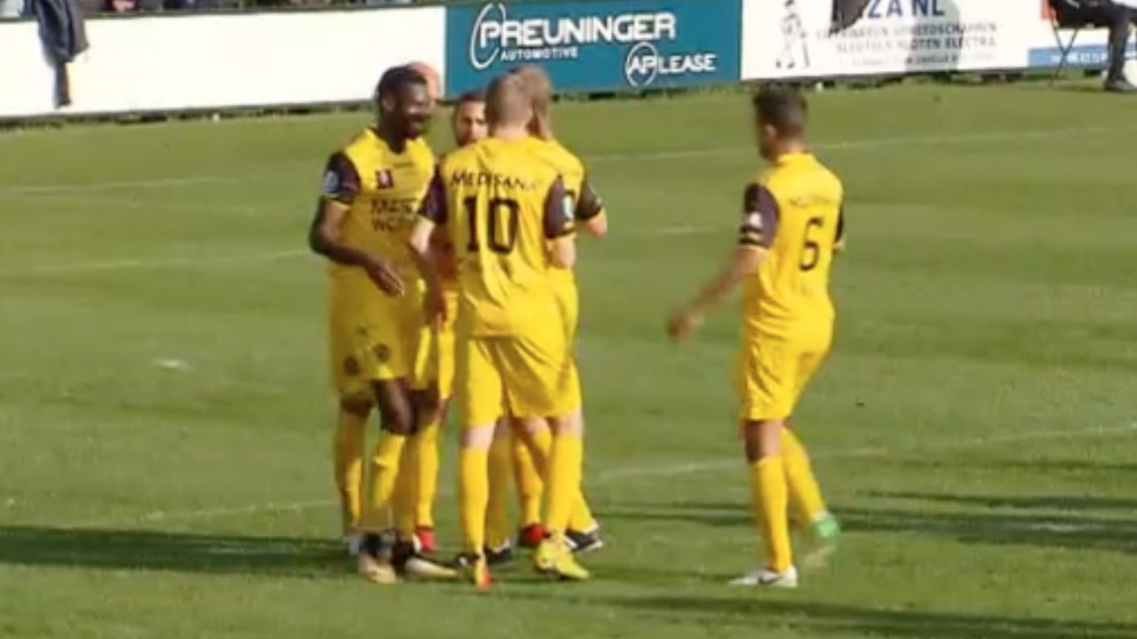 Samenvatting Capelle-Roda JC (0-5)