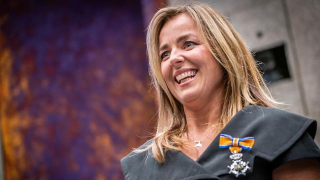 Thieme bij afscheid benoemd tot Ridder in Orde van Oranje-Nassau
