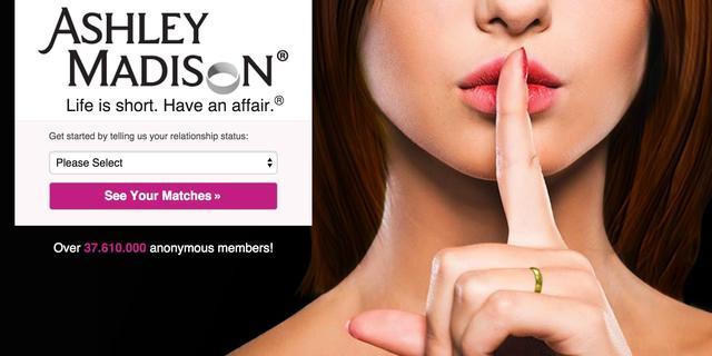 Gehackte datingsite Ashley Madison centraal in nieuwe televisieserie