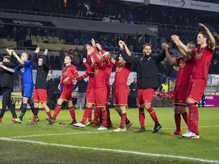 Rotterdammers door curieuze goal te sterk voor Vitesse