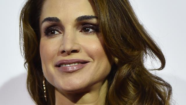 Jordaanse koningin reageert met eigen spotprent op Charlie Hebdo