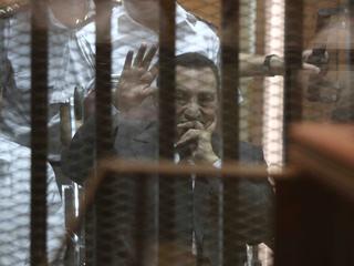 Ook hoger beroep twee zonen Mubarak verworpen