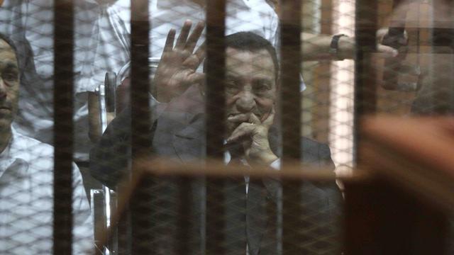 Hof van beroep Egypte bevestigt celstraf Mubarak