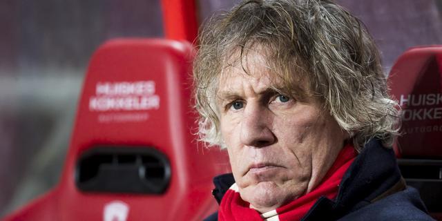 Verbeek heeft geen goed woord over voor 'schijtbakkenvoetbal' PSV
