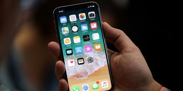 Gebruikers melden groene lijn in display van iPhone X