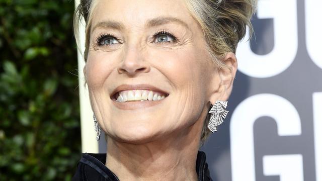 Sharon Stone speelt ceo in nieuwe film Corporate Animals