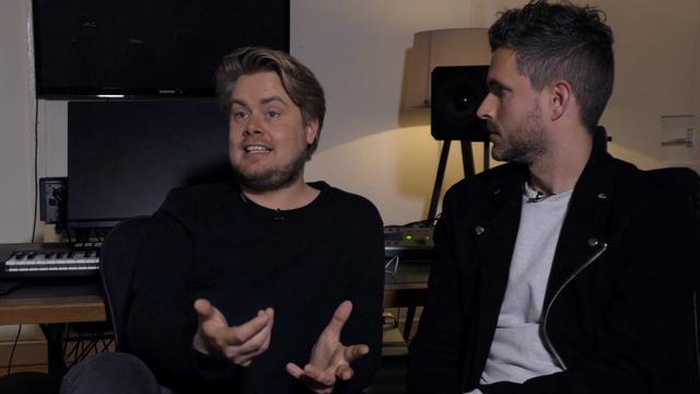 """Muziekduo HAEVN: """"Popmuziek is te behapbaar geworden"""""""