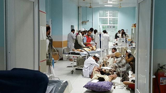 VS onderzoekt bombardement op ziekenhuis Kunduz