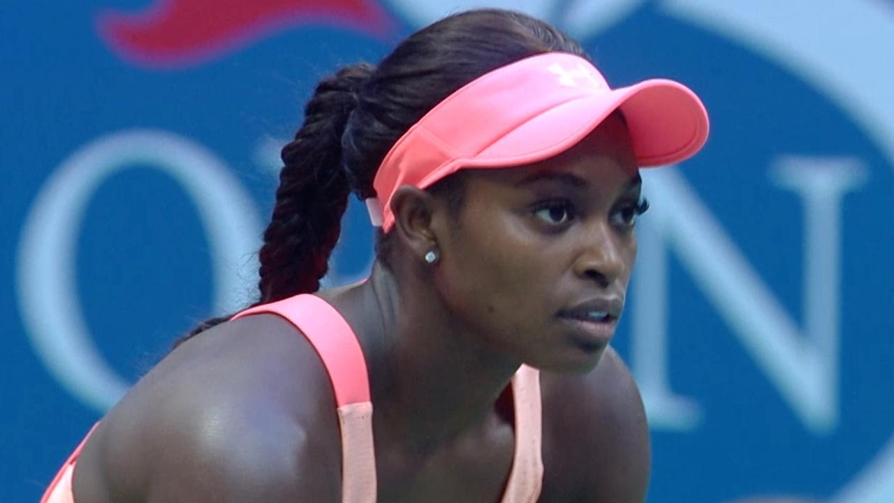 Samenvatting: Stephens wint finale US Open in twee sets van Keys
