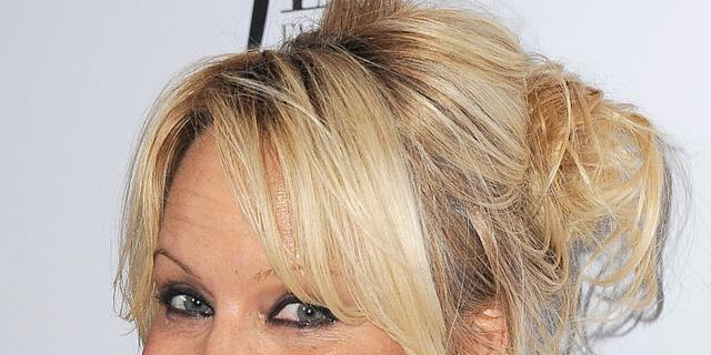 Pamela Anderson in het geheim getrouwd met jeugdliefde