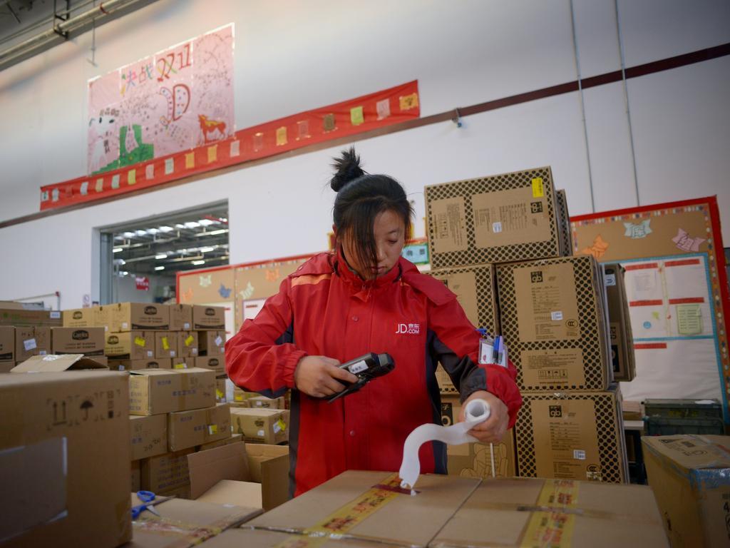 'Nederlanders geven steeds meer uit bij Chinese webwinkels'