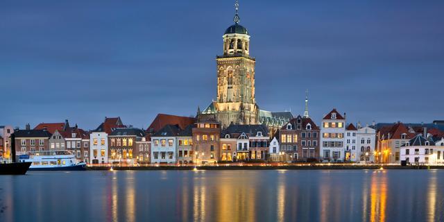 Ecoloog onderzoekt locatie voor Deventer stadsstrand