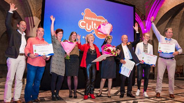 Stembus voor Halderbergse Cultuurprijs geopend