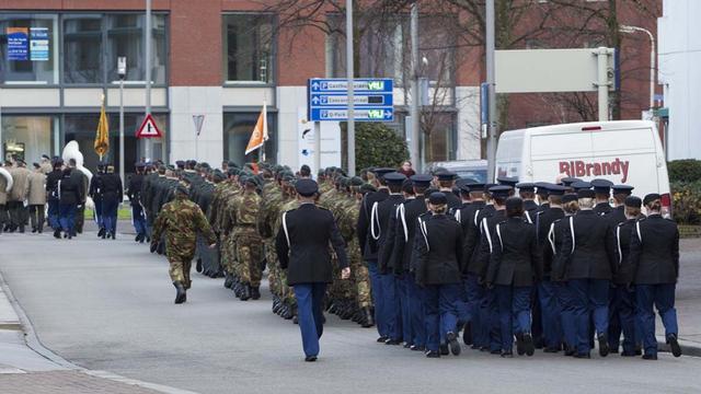 Ook 188e verjaardag KMA zonder parade