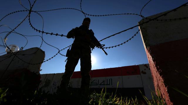'IS gebruikte mosterdgas tegen Koerden Irak'