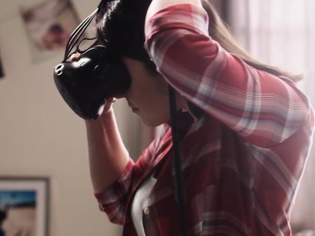 Google en LG presenteren 'superscherm' voor virtualrealitybrillen