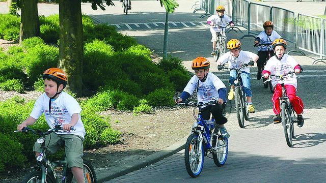 Sponsor redt Dikke Banden Race in Nispen