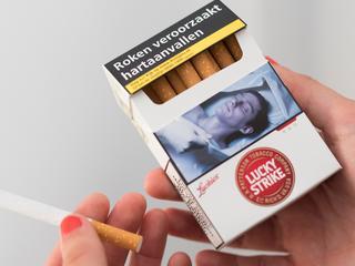 'Dozen tabakswaar gestolen'