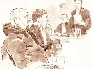 Voorzitter rechtbank schetst beeld van Gerard T.