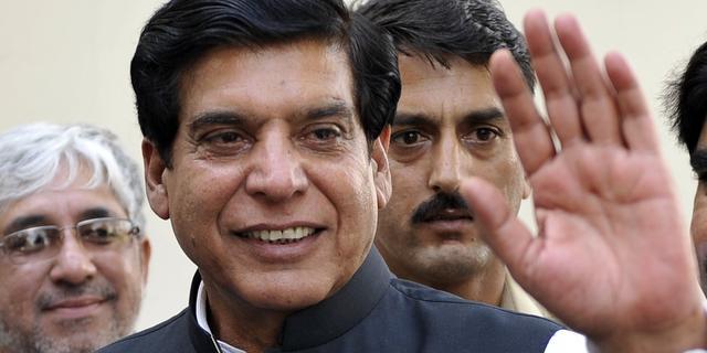 'Arrestatiebevel tegen ex-premier Pakistan'