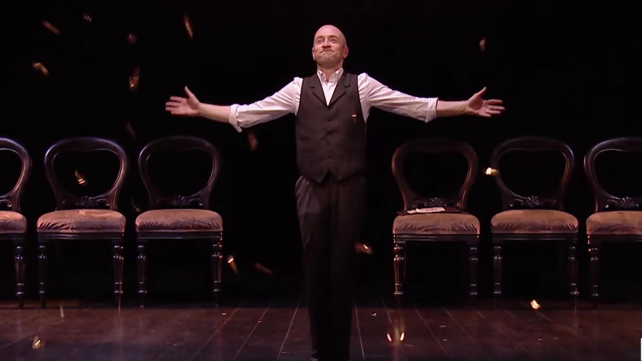 Bekijk hier de trailer van de show Miracle, van illusionist Derren Brown