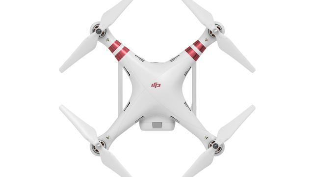 DJI presenteert eenvoudig te besturen drone