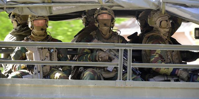 België hervat zoektocht naar extremistische militair in Hoge Kempen