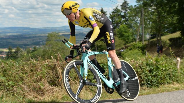 Kruijswijk ziet podiumplek in Tour de France als realistische doelstelling