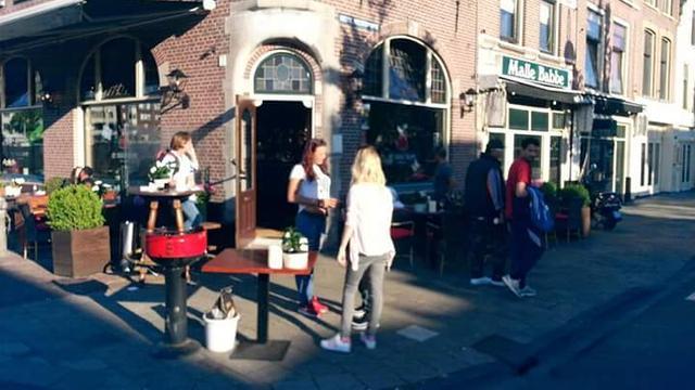 Café De Dikke Dame vroeger dicht door geluidsoverlast