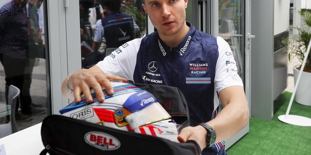 Sirotkin keert na debuutjaar in F1 terug bij Renault als reservecoureur