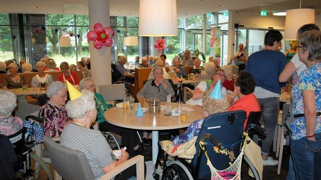 Woonzorgcentrum Bloemschevaert viert 40-jarig bestaan