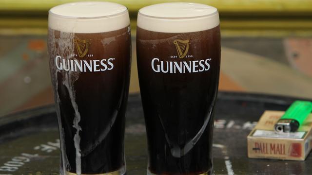 Guinness maakt bier geschikt voor veganisten