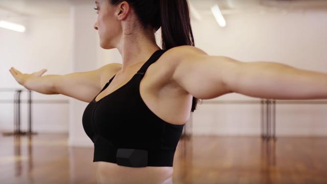 Slimme sport-bh moet fitnesstracker overbodig maken