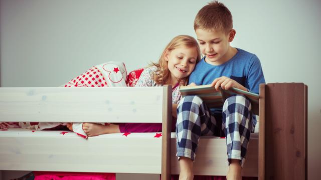 Gedeelde kinderslaapkamer: 'Je kunt twee miniwerelden creëren'
