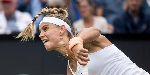 Rus verliest in Taipei eerste WTA-finale uit loopbaan van Bencic