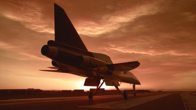 Bekijk het razendsnelle vliegtuig dat in 2029 de wereld over gaat