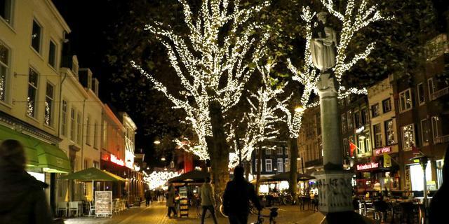 Geen grote kerstboom op de Grote Markt