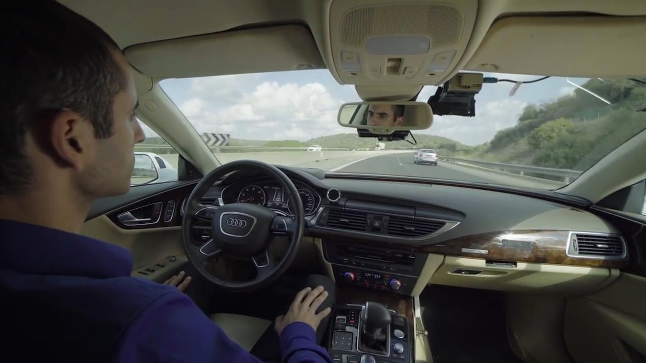 Waarom Intel 15 miljard uitgeeft aan zelfrijdende auto's