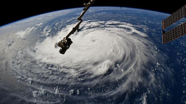 'Orkanen worden sterker en natter door klimaatverandering'