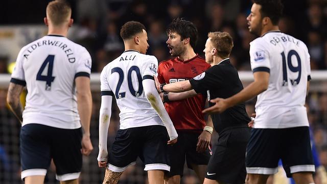 Spurs-middenvelder Alli hangt schorsing boven het hoofd
