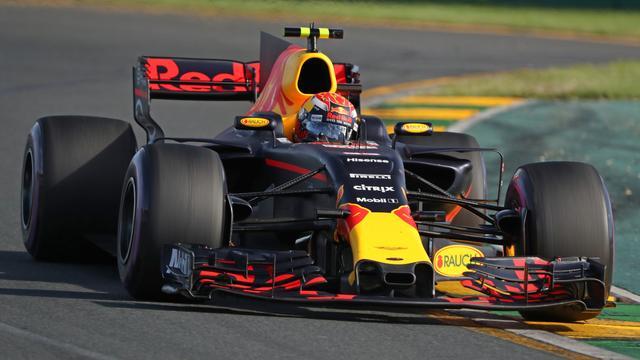 Verstappen vijfde in GP Australië, knappe winst Vettel
